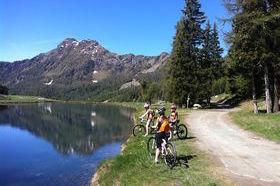 torgnon bici escursione