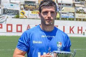 Giuseppe Valenti, rugby