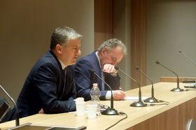 Luigi Bertschy e Luigi Bobba