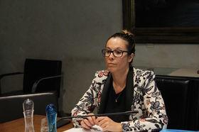 Audizione con la deputata Elisa Tripodi