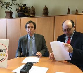 Stefano Ferrero e Roberto Cognetta, M5S