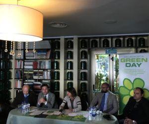 Da sx Nicola Rosset, Laurent Viérin, Antonella Marcoz, Giovanni Girardini e Gabriele Accornero