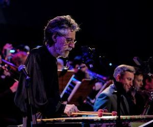 Il vibrafonista americano Mike Mainieri