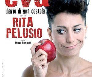 """""""Eva diario di una costola"""" di e con Rita Pelusio"""