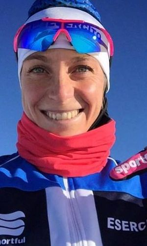 Elisa Brocard - foto Facebook Sportful