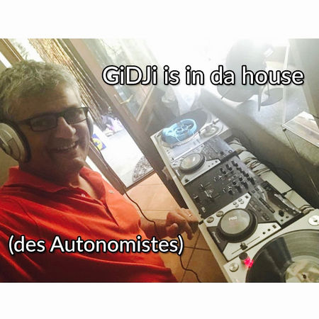 GiDJi is in da house