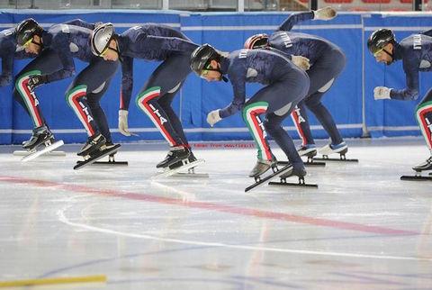 short track nazionale italiana - Foto da Fisg.it