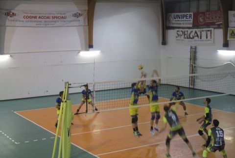 olimpia bruno tex, volley