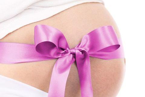 fiocco rosa, nascita, gravidanza