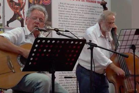 Bobo Pernettaz, Alberto Faccini, Roberto Contardo.