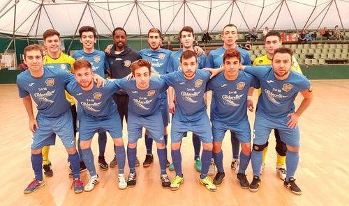 Aosta c511, calcio a 5
