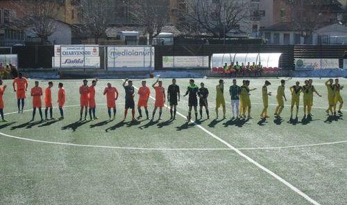 Charvensod, PDHA, calcio