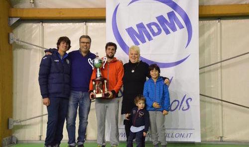 Memorial Minini - Premiazione Alessandro Bega