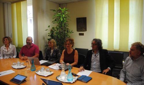 consiglieri M5s - Comune regione