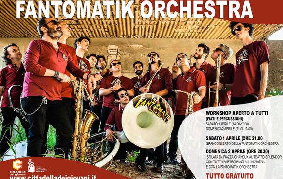 Fantomatik Orchestra