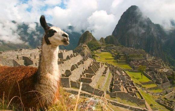 Il Perù e oltre