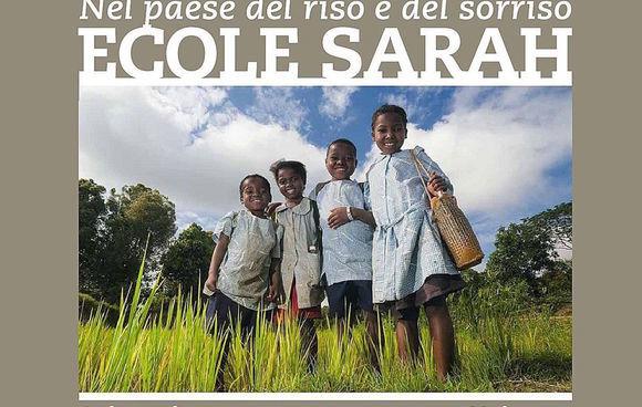 Nel paese del riso e del sorriso. Ecole Sarah Andranovolo Madagascar