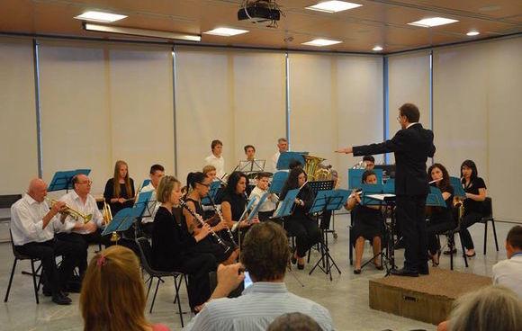 Banda musicale di Saint-Vincent