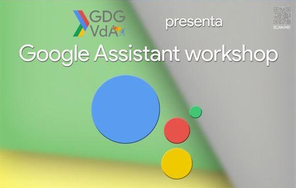 Google Assistant Workshop
