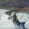 Il recupero di un alpinista svizzero sul ghiacciaio di Verra, sul Monte Rosa