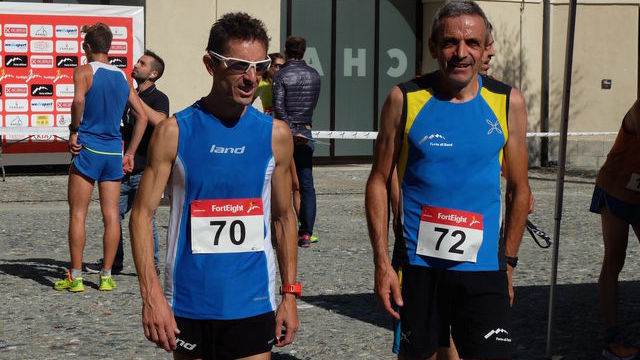 Forteight 2016 - Dennis e Bruno Brunod