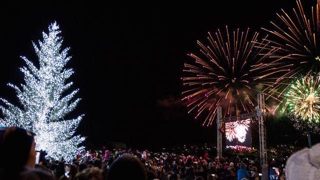 Festa a Courmayeur per l'inizio della stagione invernale - Photo Evi Garbolino
