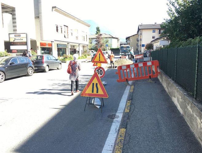 Corso Lancieri Aosta