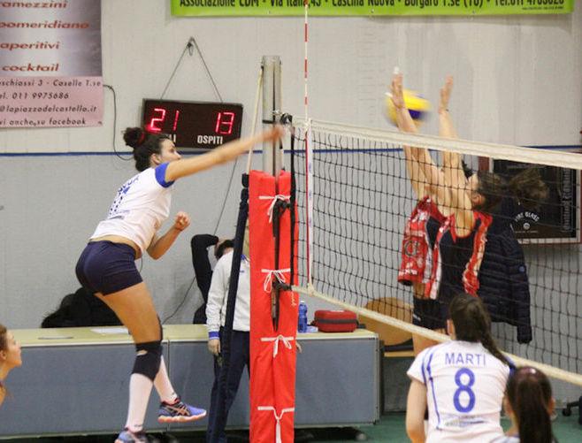 Ccs Cogne Volley - foto d'archivio