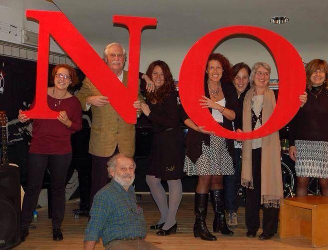 Comitato No al referendum costituzionale