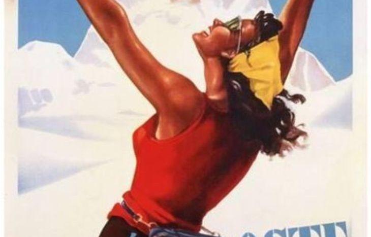 Ottobre Arte Aosta: La pubblicità va in montagna