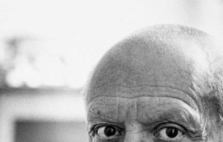 Foto ritratto di Picasso - Villers