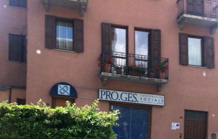 La sede della Proges ad Aosta
