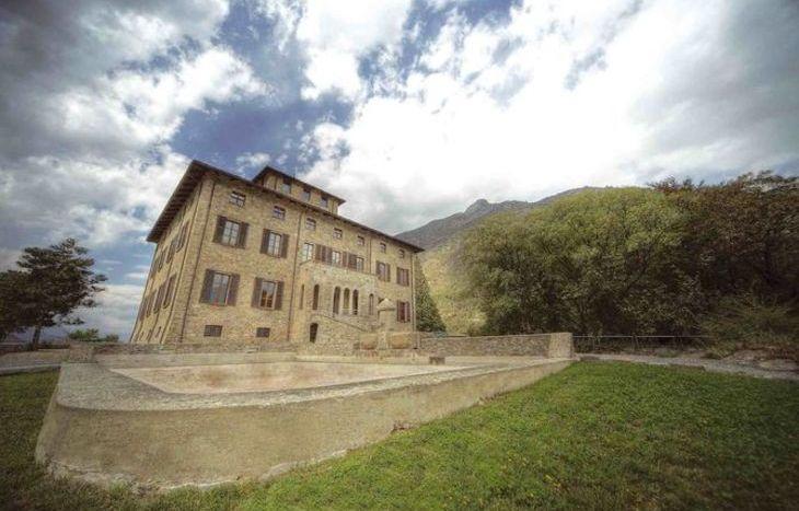 Castello Baron Gamba