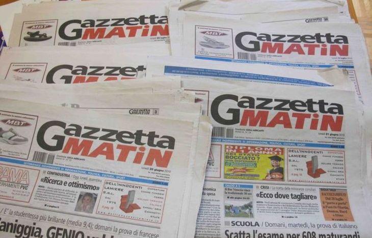Gazzetta Matin