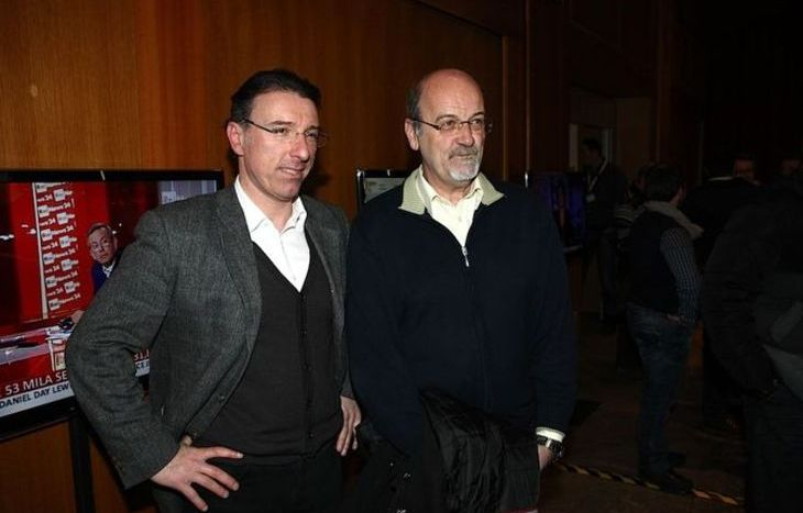 Albert Laniéce e Rudy Marguerettaz