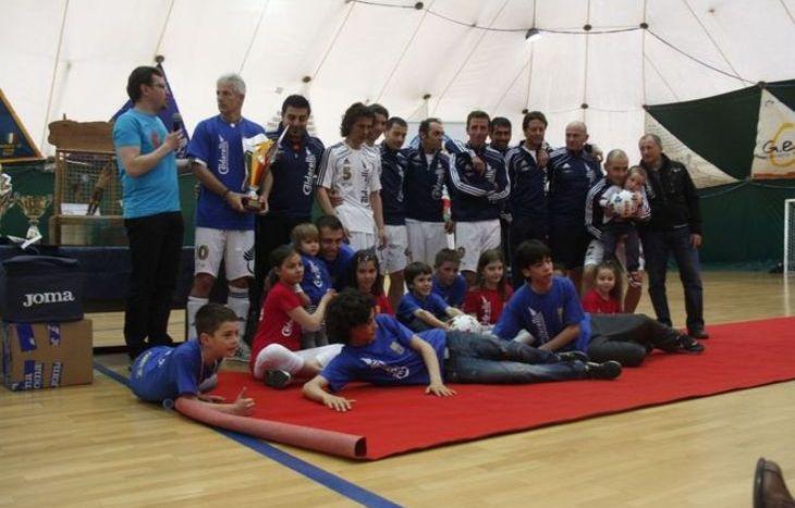 Caldarelli Assicurazioni, 2° classificata Claudesport 2012