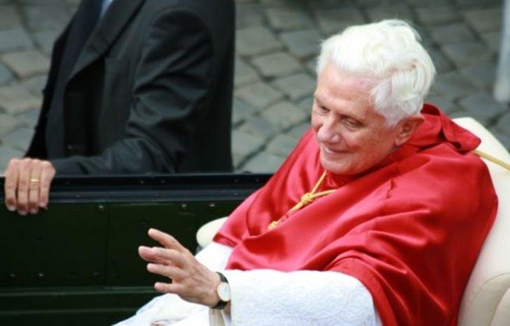 Il Papa in visita alla città di Aosta
