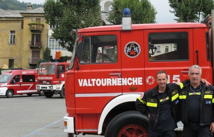 Concorso vigili del fuoco for Cuarto milenio 467