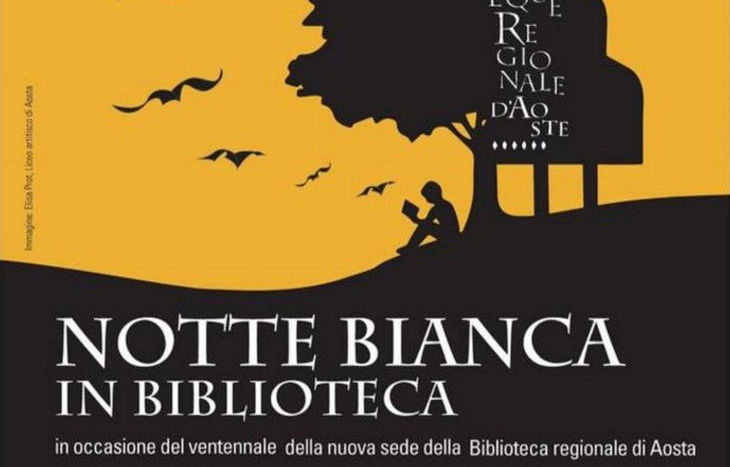 Notte Bianca in biblioteca