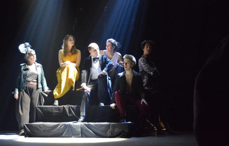 Ballad to Shakespeare - Compagnia Palinodie