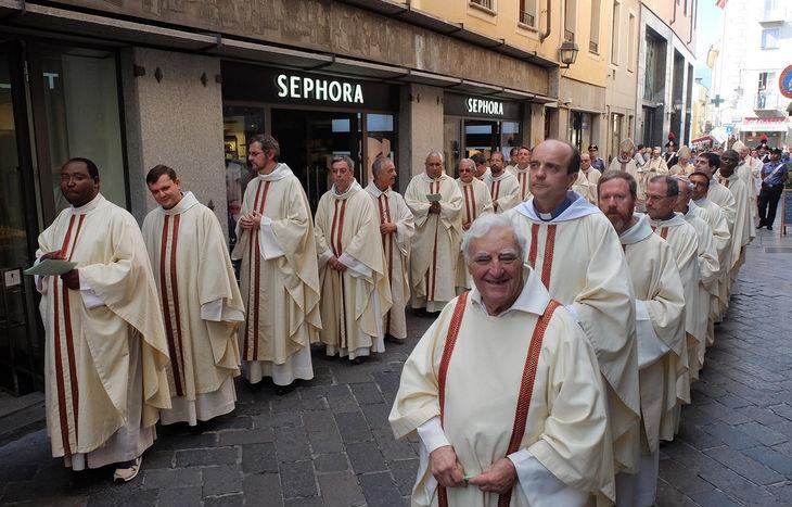 La Processione di San Grato