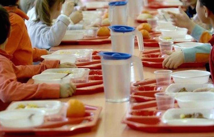 mensa scolastica (foto di archivio)