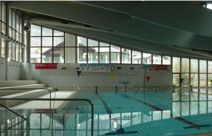 La piscina di Pré-Saint-Didier