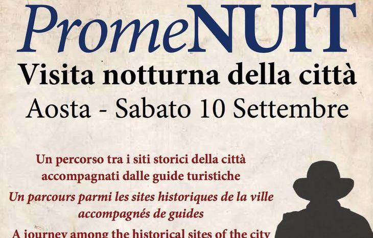 Il manifesto di Promenuit