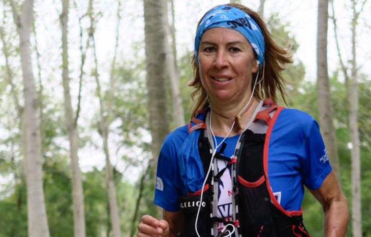 Francesca Canepa al Morenic Trail