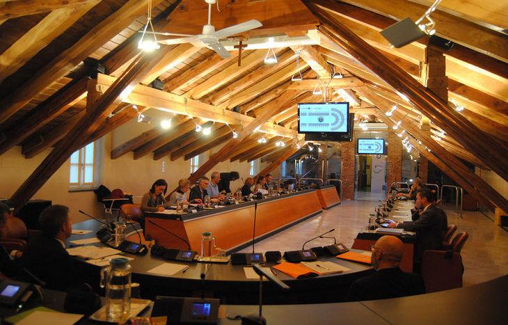 Il Consiglio comunale di Aosta