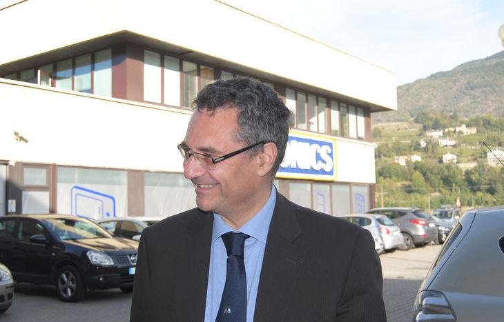 il Presidente del cda Avda Germano Paoli