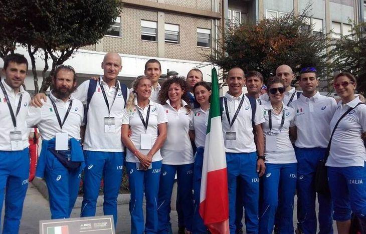 Nazionale italiana trail