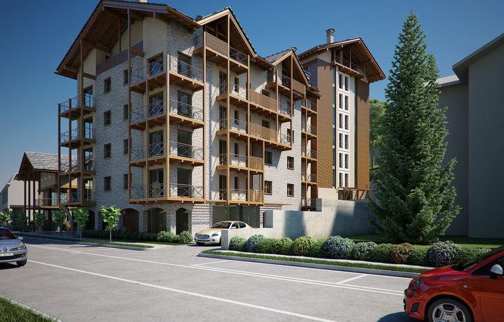 il progetto nell'area ex Hotel Majestic