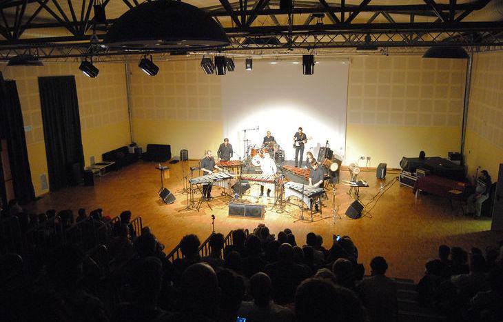 Mike Mainieri in concerto alla Cittadella